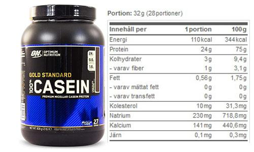 Kosttillskott_kaseinprotein