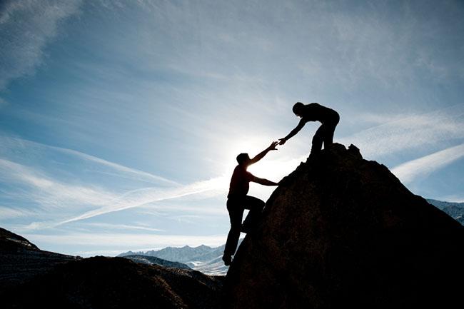 Var_hjälpsam_medmänniska