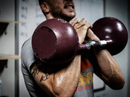Man-tränar